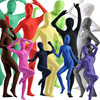 New Full Body Many Colors Lycra Spandex Cosplay Clothes Skin Suit Catsuit Halloween Zentai Costumes Plus
