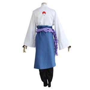 Image 3 - נארוטו אוצ יהא סאסקה Cosplay תלבושות השלישי הרביעי דור קימונו מלא סט