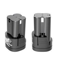 12v 16,8 V 25V Сменный аккумулятор для электрической дрели, электрического винта, электрического гаечного ключа