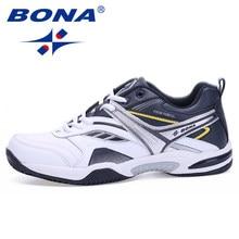 BONA — Chaussures de sport confortables et de haute qualité pour hommes, baskets à lacets de style classique, de tennis, nouveau, livraison rapide et gratuite