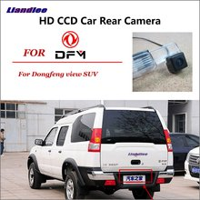 Liandlee Car Reverse Reversing Parking Camera For Dongfeng view SUV / Rear View Rearview Camera Back Backup Camera parkvision 180 degrees wide angel universal front reverse rearview backup rear view camera multi view image for car vehicle suv