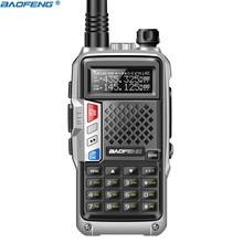 BaoFeng BF UVB3 زائد اسلكية تخاطب قوية CB راديو الإرسال والاستقبال 8 واط 10 كيلومتر طويلة المدى يده راديو UVB3Plus الغابات و مدينة