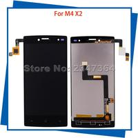For M4 X2 LCD Display Touch Panel 1212 0500054HZX FPC T050UFH609NT V04 Mobile Phone Screen TRUST