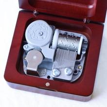 Handmade Wooden Anastasia Music Box