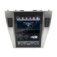 32 г Встроенная память вертикальный экран Android автомобильный GPS Мультимедиа Видео Радио в тире для Toyota Camry 2007-2013 лет автомобиль navigaton