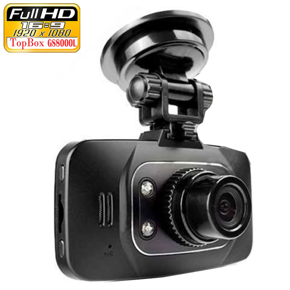 Original novatek 96220 gs8000l car dvr vehicle car camera full hd 1080p video recorder dash cam