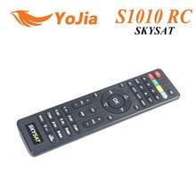 5 unids control remoto por original SKYSAT / AZSAT S1010 receptor de satélite S1010 remote controller envío libre de poste