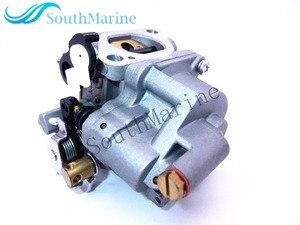 Image 3 - 68T 14301 11 00 Vergaser für Yamaha 4 stroke 8hp 9.9hp F8M F9.9M Außenbordmotoren