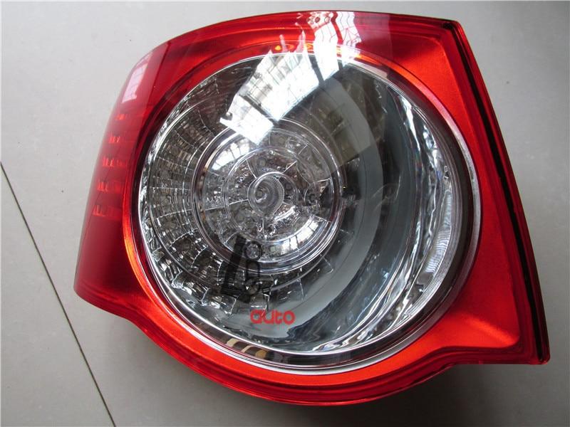 Светодиодный задний фонарь для Фольксваген Джетта 5 2006-2010 задний свет