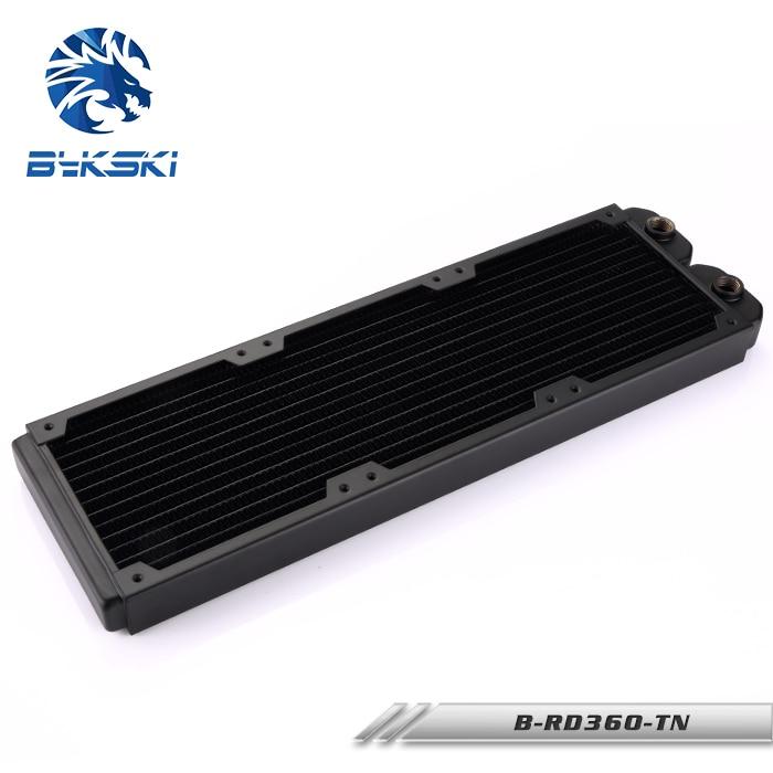 Bykski B-RD360-TN 360mm 3x120mm Copper Radiator Water Cooling