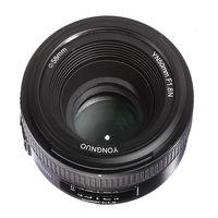 Yongnuo YN50mm F1.8 AF/MF Auto/Manual Focus Lens for Nikon D800 D750 D7200 D7100