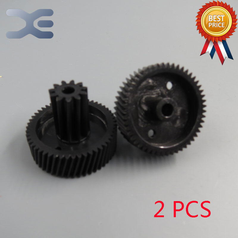2PCS/Set Meat Grinder Parts Gear Plastic Gear Fit Moulinex HV3 (type A14, A15) MS006 / 9999990052 Analogue MS-4775533 / 010160G)