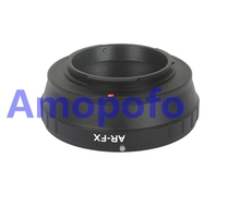 Amopofo,AR-FX Adapter Konica AR mount lens to Fujifilm Fuji X-Pro1 X Professional 1 Digital camera Adapter