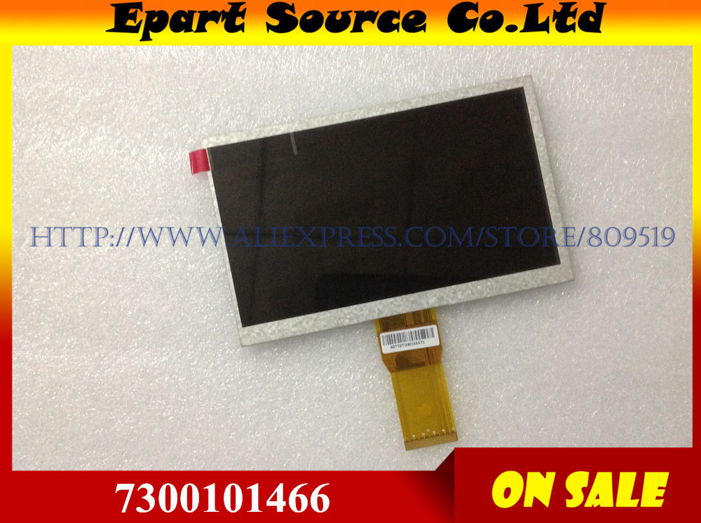 A+ 7inch Mystery mid-703g Tablet PC 800*480 LCD Screen 7300101466 E231732 /7300130409 LCD Display BF261-070 163X97MM