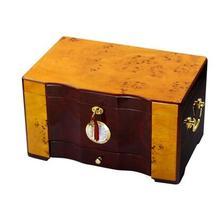 Luxury large capacit wood cigar box cohiba cigar storage box cohiba cigar box gift organizador wooden
