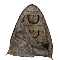 Single hide!Portable Privacy outdoor watching Pop Up Tent Camouflage/UV function outdoor photography tent watching bird