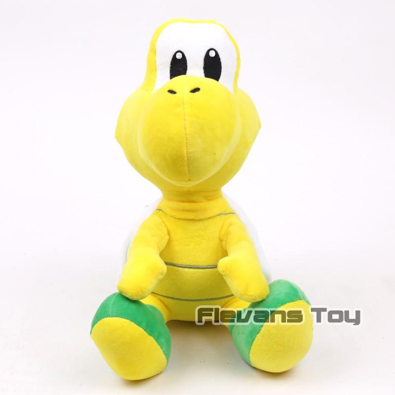 Super Mario Bros Koopa Troopa Plush Toy Animal Turtle Doll Cartoon Stuffed Toy Plush Doll