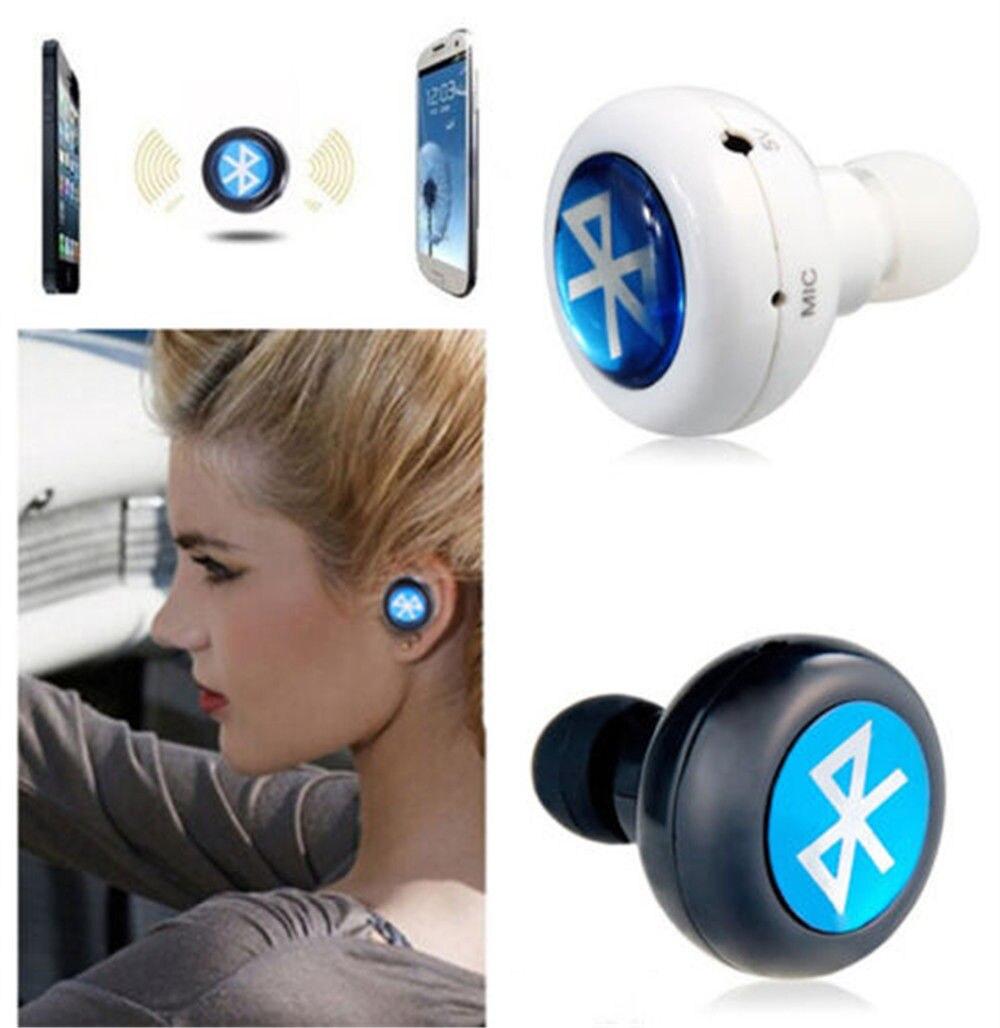 NEW High quality Mini Bluetooth Earphone wireless CSR4.0 Headphone ear Headset Earpiece headset handfree call can't listen music