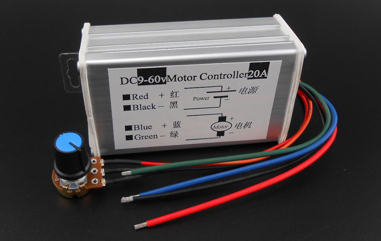 Pwm dc motor stepless speed change pulse width motor speed for How to vary the speed of a dc motor