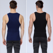 Hot Sale Hot Shapers Slimming Men's Underwear Corset Back For Men Body Shapers Free Shipping Mens Compression Underwear Men