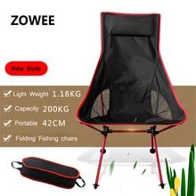 Moderne Außen Camping angeln Stuhl für Picknick angeln stühle Gefalteten stühle für BBQ Camping, Strand, Reisen, Büro stühle