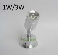 1W 3W Epistar Led Table Spotlight For Jewelry Gold Watch Store
