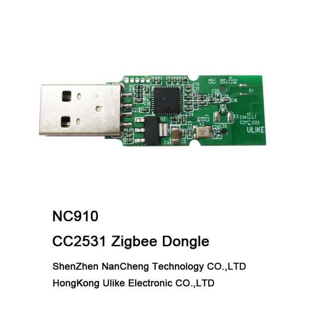 CC2531 USB DONGLE DRIVER DOWNLOAD