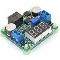 Entegre Voltmetre Modülleri/Adım yukarı/Aşağı Güç Kaynağı Modülü 5 ~ 25 V