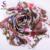 Senhoras Pavão Branco Longo Lenços de Inverno 2016 Novo Estilo de Grandes Dimensões Lenço De Seda Xale 200*110 cm Primavera Outono Amoreira Lenços de seda