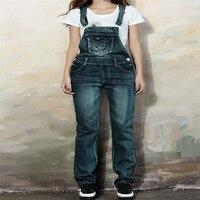 Snowshine #5003 1 PC Fashion Street Jeansy Spaghetti Pasek Szczupła Spodnie Jeansowe Ogrodniczki Kobiety Lady darmowa wysyłka
