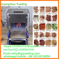 Home/Restaurant/Industrial Use Automatic Stainless Steel small meat cutting machine For Slice,Strip, Diced Shape