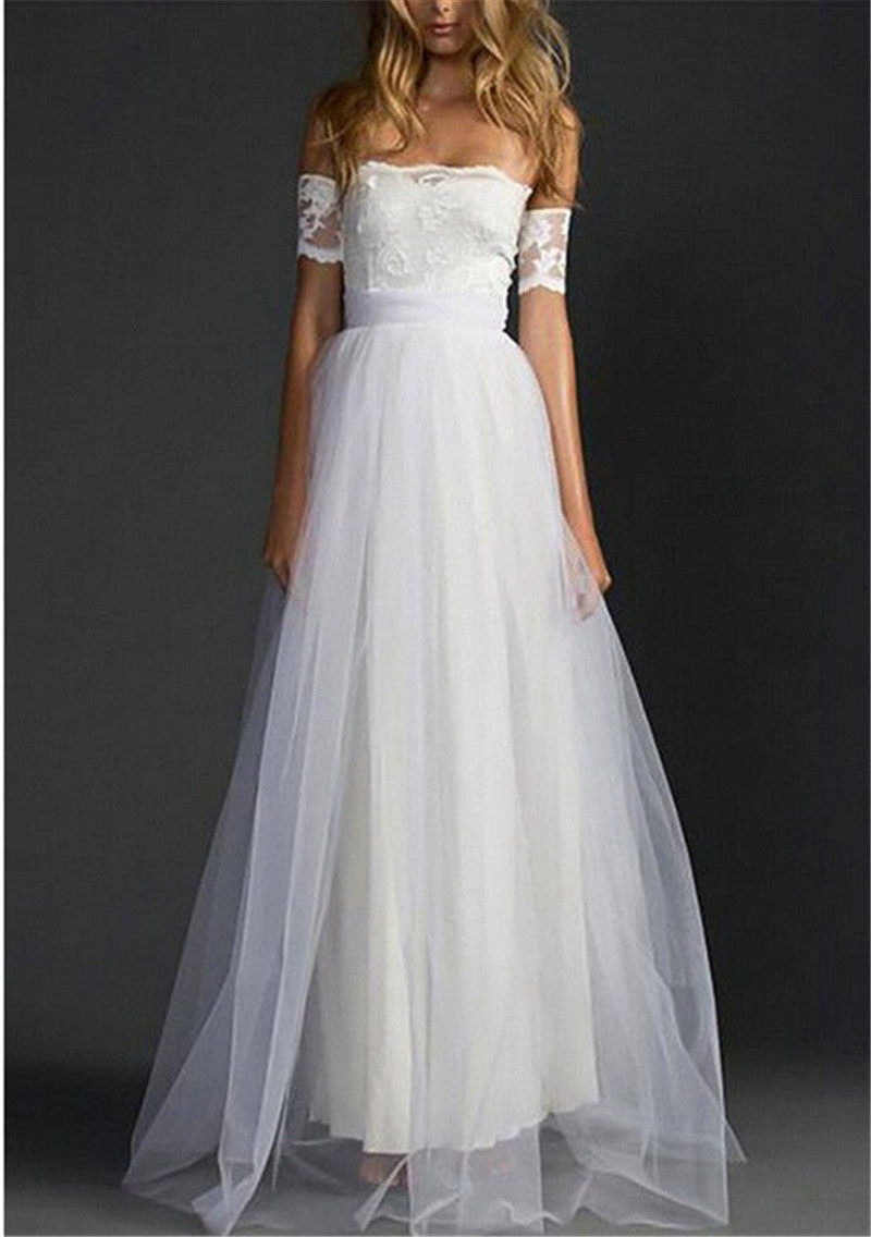 Beaded Lace Appliques on Tulle Ball Mori Lee Prom Dress ...  |Formal Ball Dresses With Lace