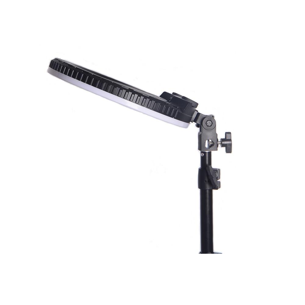 Yidoblo QS 280 tamanho mini 10 Câmera Selfie maquiagem Foto/Estúdio/Telefone/Vídeo LEVOU Anel de Luz Fotografia pode ser escurecido Lâmpada Anel - 4