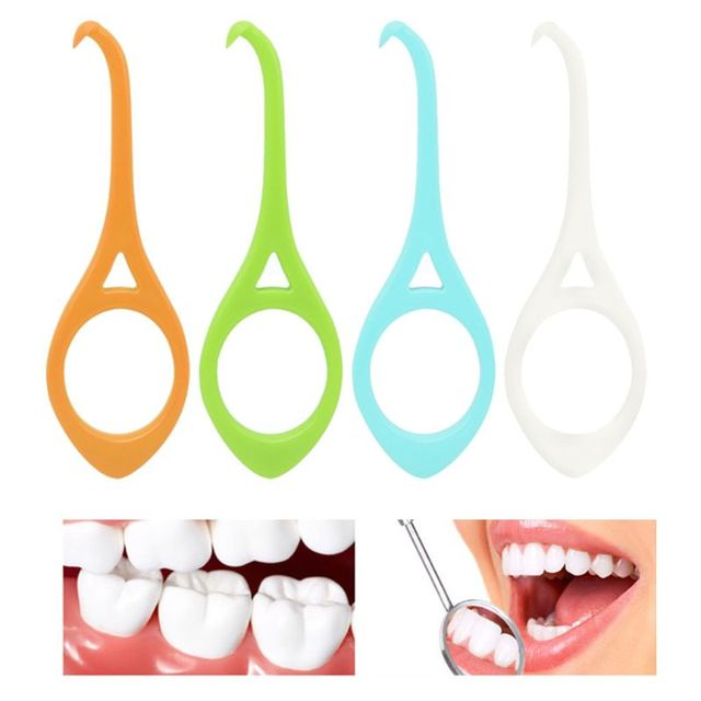 1Pc Orthodontic Aligner Remover Invisible Removable Tooth Braces Socket Clear Removal Dental Oral Hygiene Tool 4 Colors