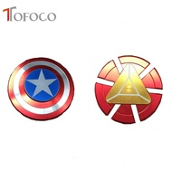 Tofoco Hand Spinner Fidget Spinner Stress Cube Brass Amine Hand Spinners Focus KeepToy And ADHD EDC