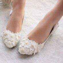 5c95176046 Promoción de Bombas De Zapatos De Las Mujeres Con Perlas - Compra ...
