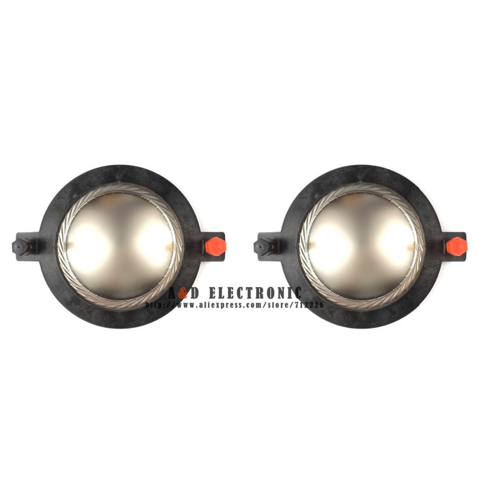 2 шт. сменная диафрагма/звуковая катушка 8 Ом B & C DE75/750/TN DE82/85 алюминиевый плоский провод