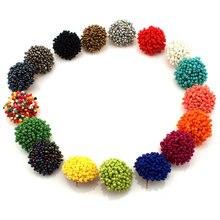Fashion New Bohemian Personality Rice Bead Earrings Fashionable Female Ear Pendant