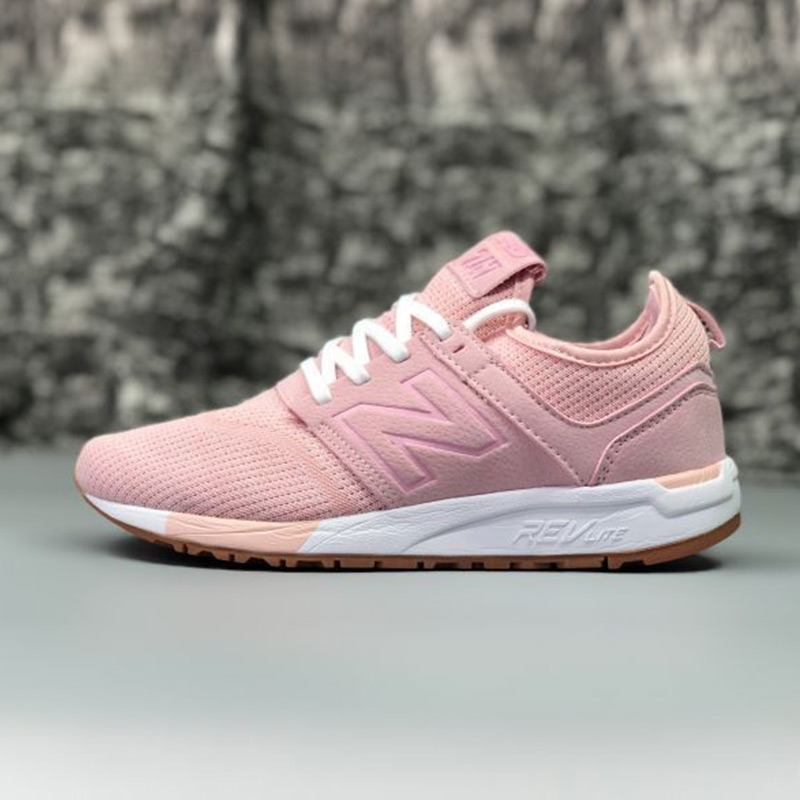 NEW BALANCE MS2018247 Womens Shoes Height Increasing Insoles Shock Absorption Sneakers Unique  36-39 2Colors