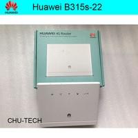 Unlocked Huawei B315s 22 150Mbps CAT4 4G cpe wifi router 3g 4g mifi CPE wireless Router 4G WiFi PK B593 e5172 b310 e5186