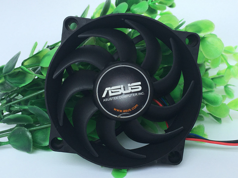 Original Delta 7CM 7015 AFB0712VHB 70 * 70 * 15MM Double Ball Fan CPU Cooler