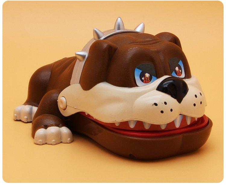 Забавная хитрая игрушка на палец, Акула, бульдог, динозавр, крокодил, стоматолог, новинка, Семейная Игра, игрушка для детей