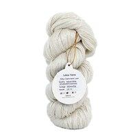 8skeins Lot 55 Silk45 Cashmere Fingering Yarn Handknitting Yarn High Quality Yarn Soft Yarn Undyed Yarn
