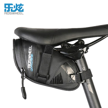 Roswheel Bike Saddle Bag Back Seat Nylon Waterproof Bicycle Rear Bags 2018 MTB Road Cycling Tail Pouch Package Bike Accessories
