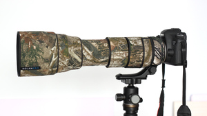 Image 2 - ROLANPRO Tamron SP 150 600mm F/5 6.3 Di VC USD G2 A022 ป้องกันปืนเสื้อผ้ากล้องลวงตา Coat เลนส์ป้องกัน