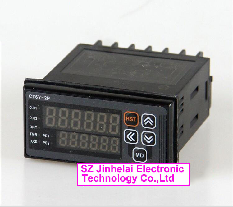 все цены на  New and original  CT6Y-2P2   AUTONICS   TIMER  24VAC 24-48VDC  онлайн