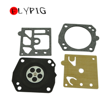 FLYPIG New Carburetor Carb Kit for Walbro D22-HDA Diaphragm Gasket Fit For HUSQVARNA 262 262XP 450 525 2054 2055 245 340 345 346