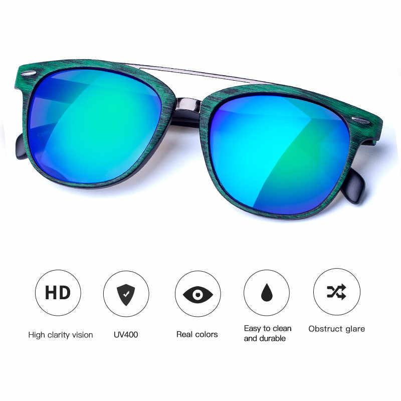 Óculos De Sol Das Mulheres Nova Marca de Moda Óculos de Sol Espelho Redondo COLOSSEIN UV400 Designer Retro Homens Ao Ar Livre oculos de sol feminino