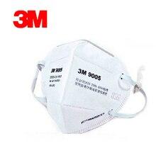 3 М 9005 Безопасность Защитные Маски 5 шт./лот Анти-частиц Респиратор Респиратор PM2.5 Маски KN90 Стандарт Рабочей Среды LT022