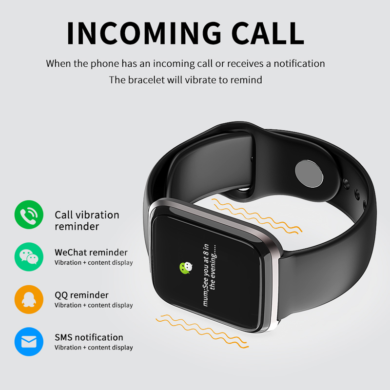Image 3 - FUWUDIYI CY05 Men Smart Watch Women Fitness Tracker Android Smartwatches Blood Pressure Sports IP67 Waterproof Smart Watch Men-in Smart Watches from Consumer Electronics